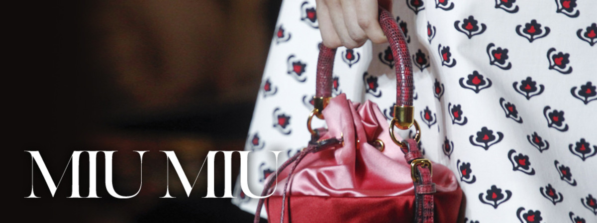 Miu Miu Fashion Top Fashion Designers