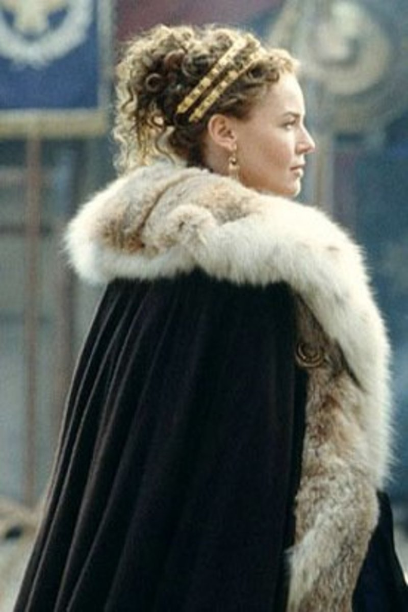 Connie Neilsen as Lucilla from Gladiator