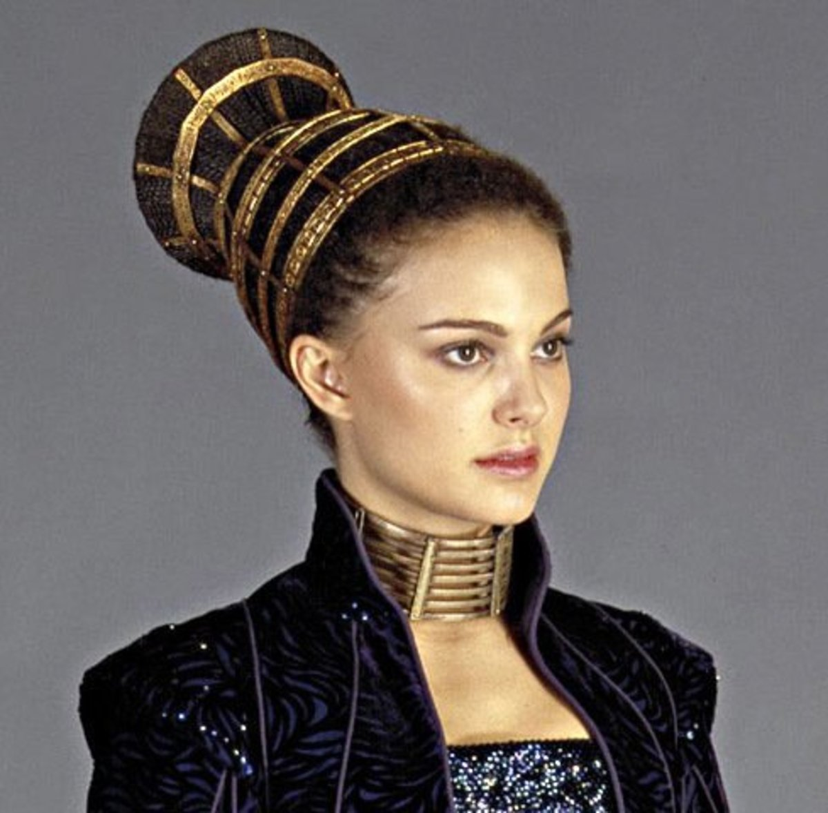 Natalie Portman as Padme Amidala from Star Wars Episode II Attack of the Clones