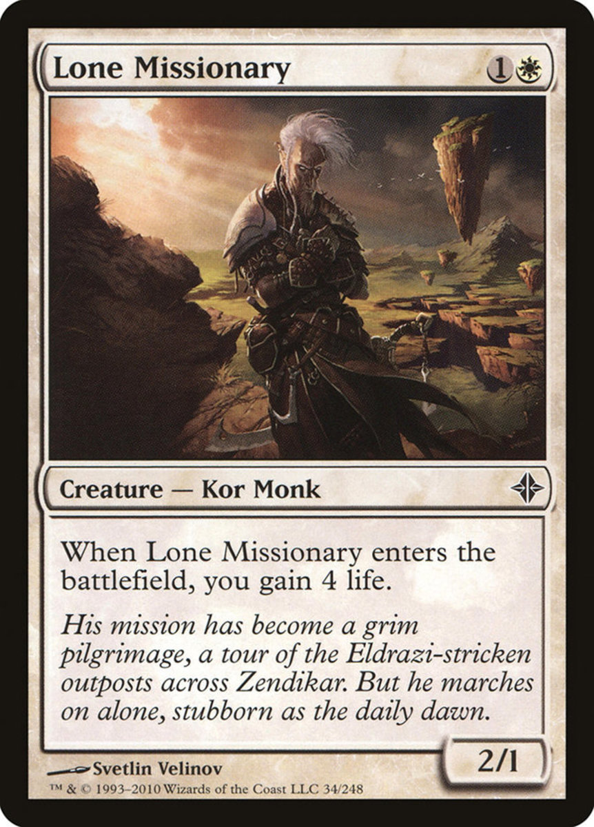 Magic The Gathering: 20 of the Best Creatures for White Lifegain Decks
