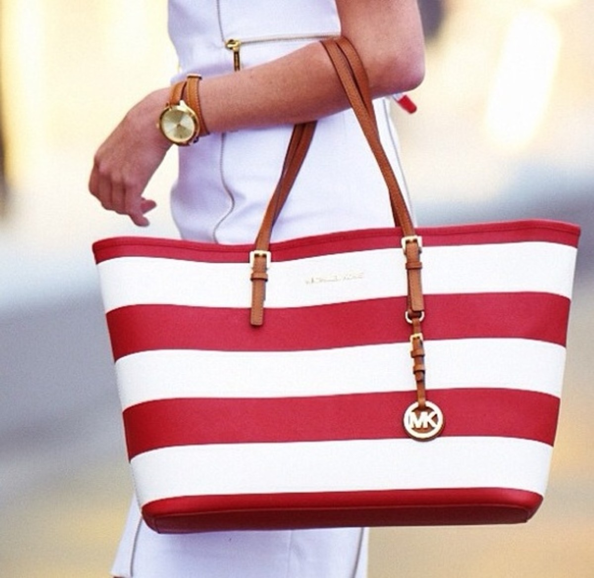 Perfect beach tote!