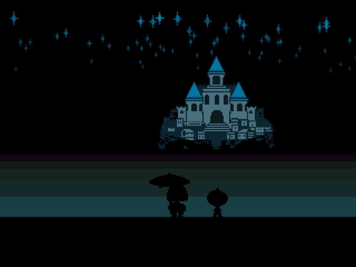 """The world of """"Undertale"""" felt fleshed out in a way unlike most other RPGs."""