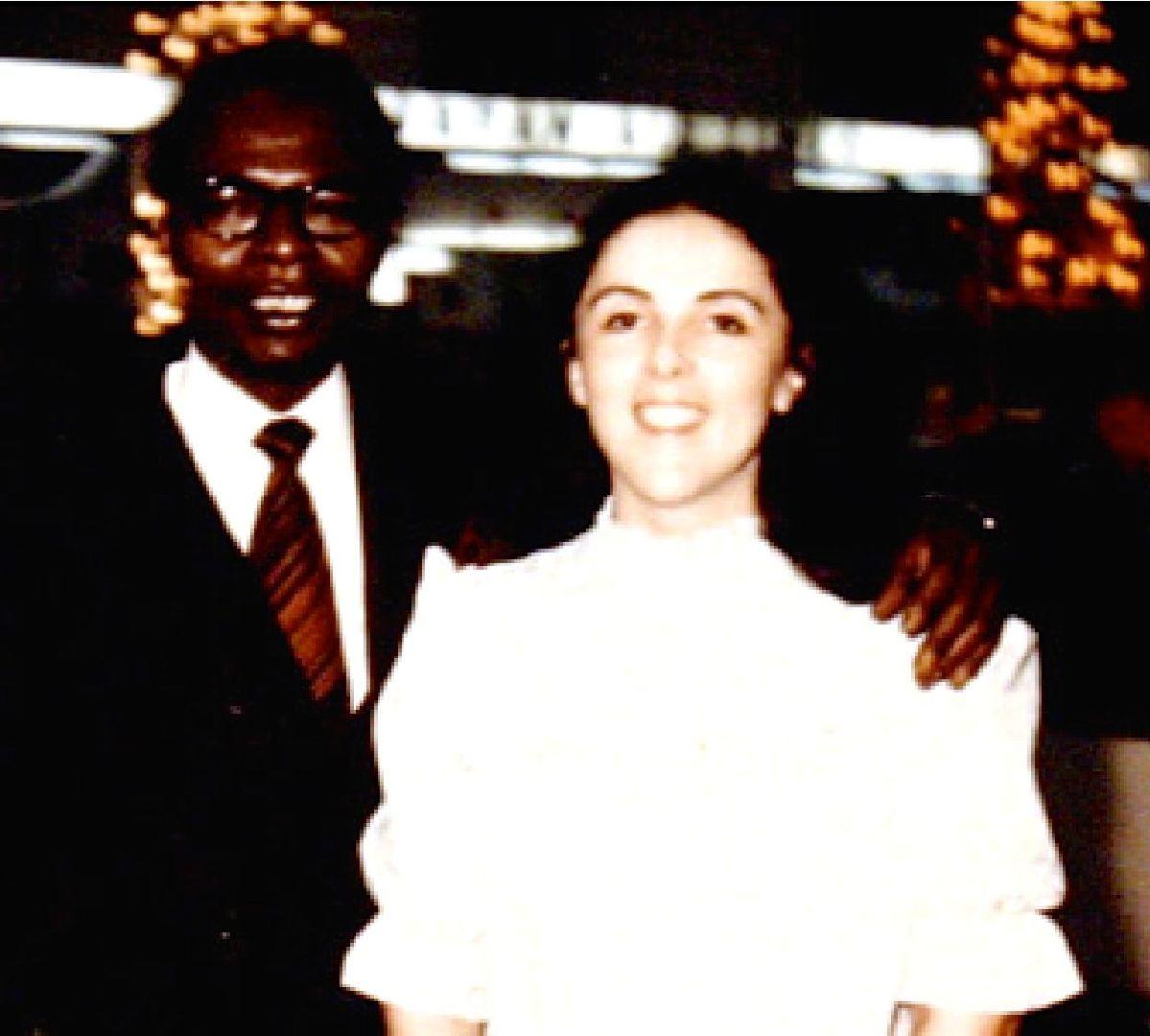 Barack Hussein Obama's parents