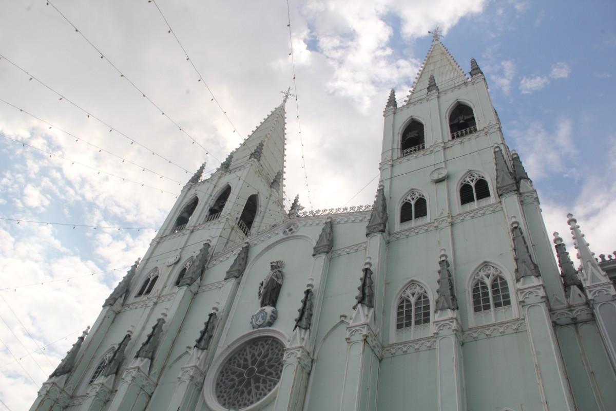 Façade of San Sebastian Church (Photo by the author)