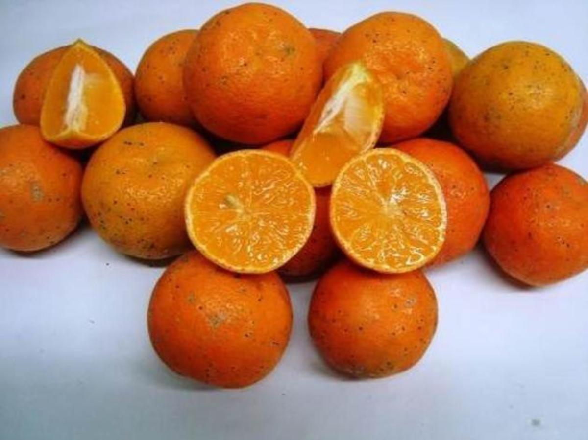 Lemon cloves