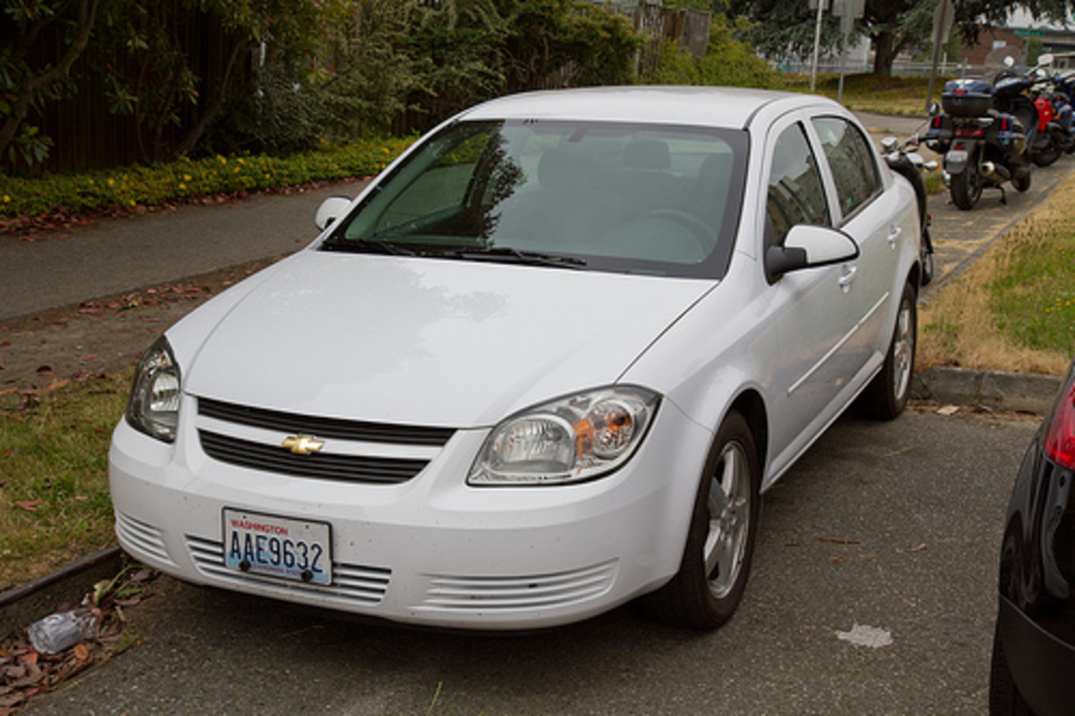 The Chevy Cobalt was the Cavalier's initial successor.  Now, it too is no longer produced.