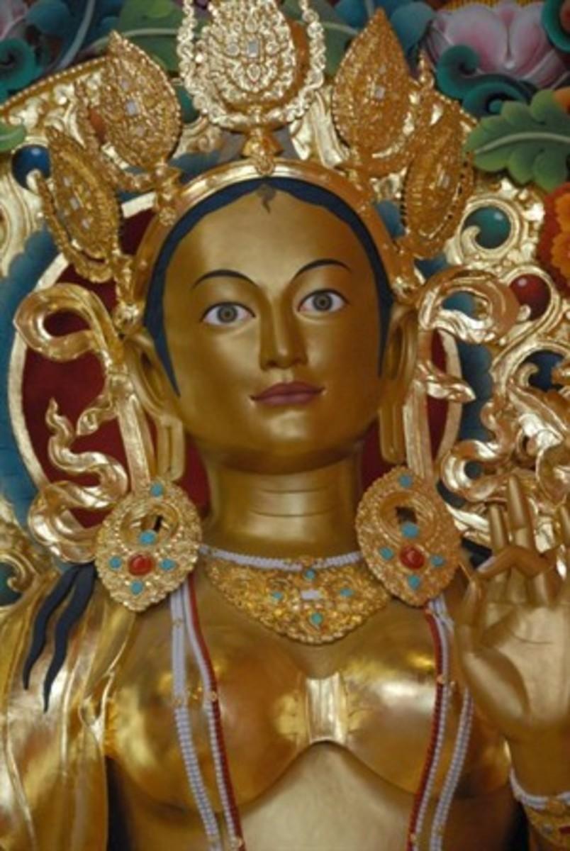 Consort of Vajrapani