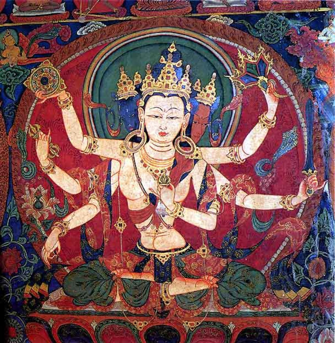 The Concept of Yam-yum or Eternal Embrace in Tibetan Buddhism