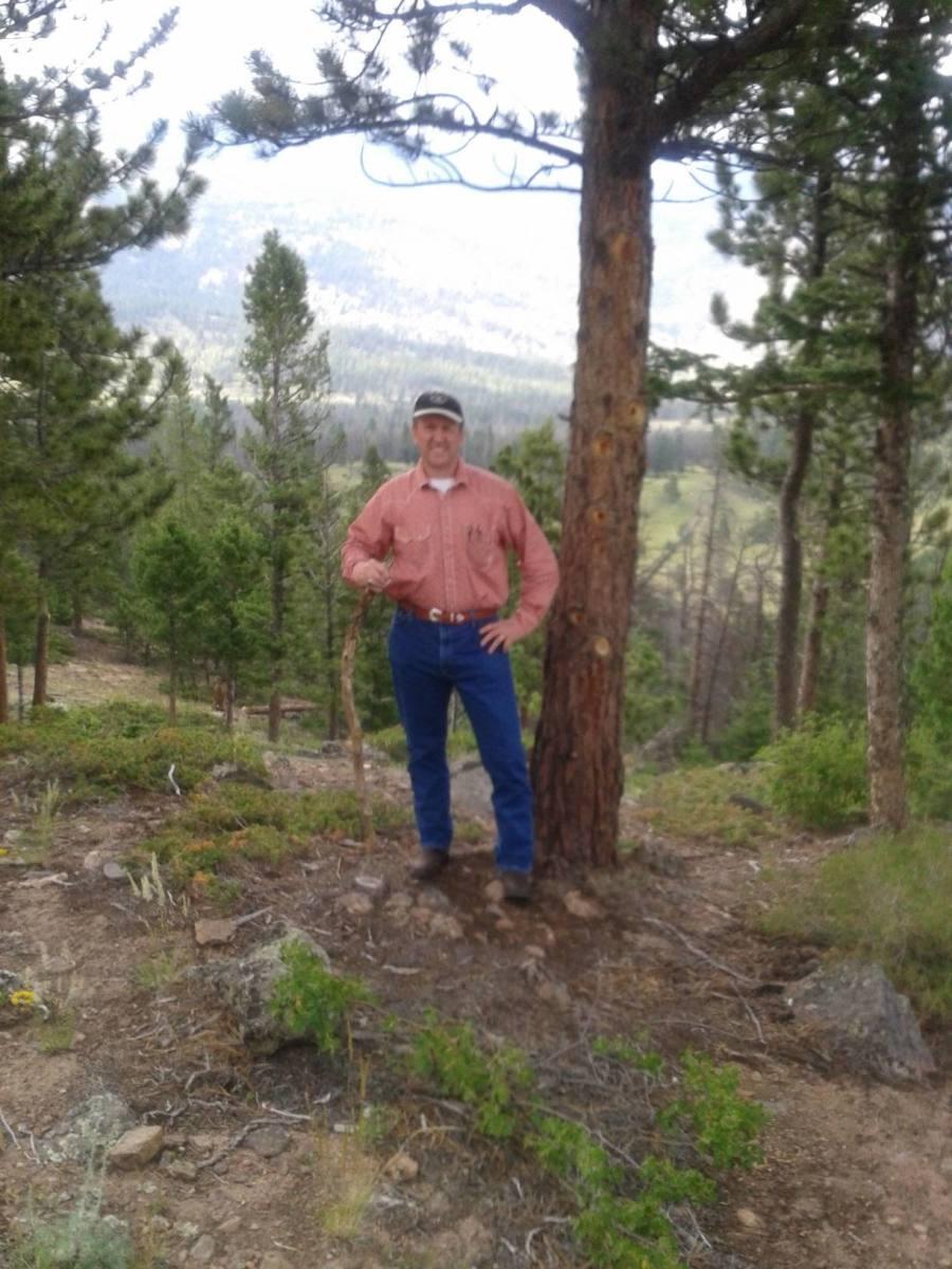 David Althouse at Rocky Mountain National Park
