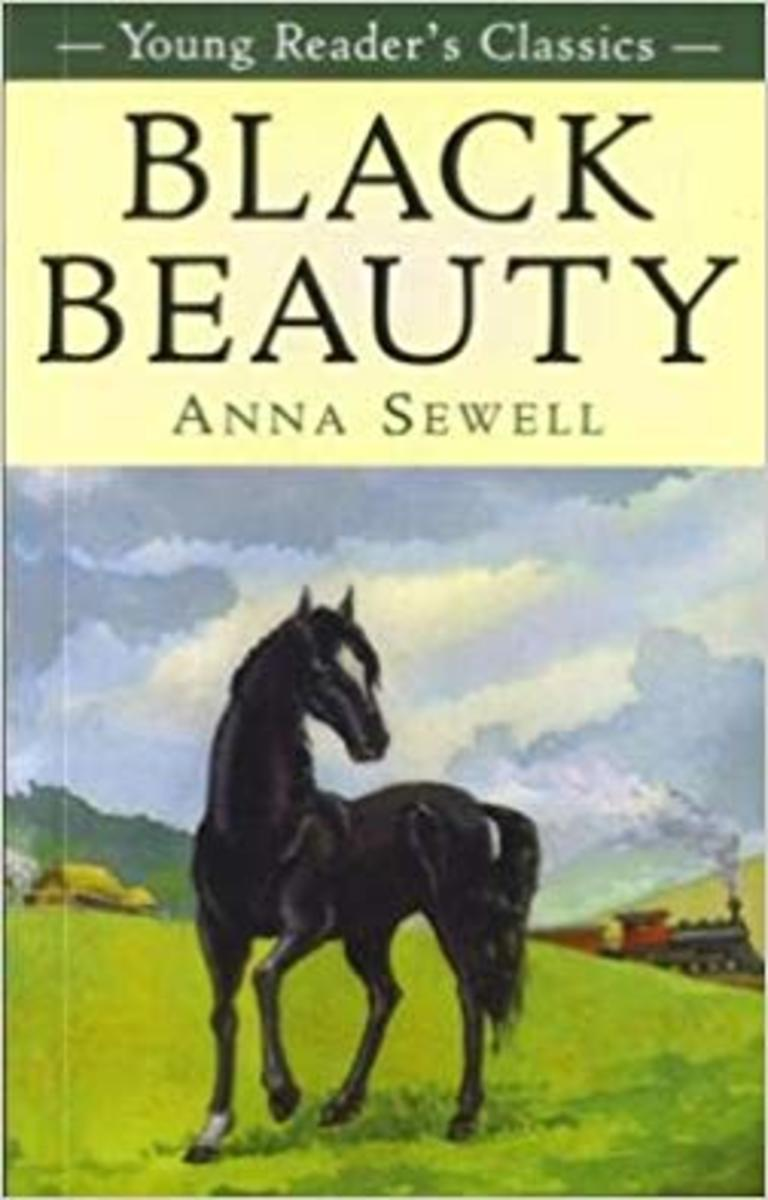 Black Beauty, was written to raise awareness about animal cruelty. Written from the horses perspective.