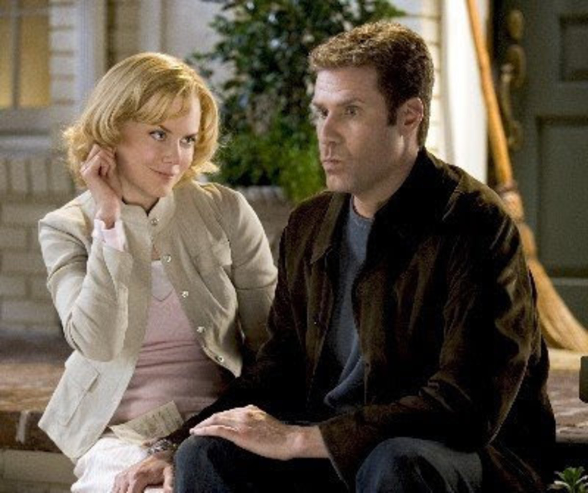Kidman and Ferrell are disastrous as a romantic couple, displaying less chemistry than a couple of cold potatoes.