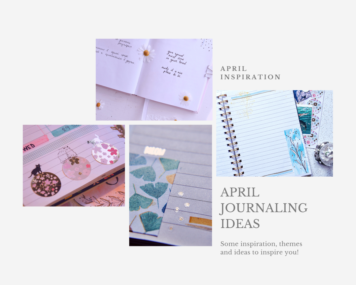 In this guide, we're going to take a look at the best inspiration for the month of April!