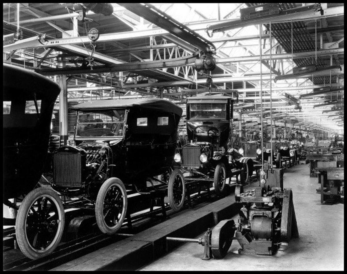 Automobile Mass Production