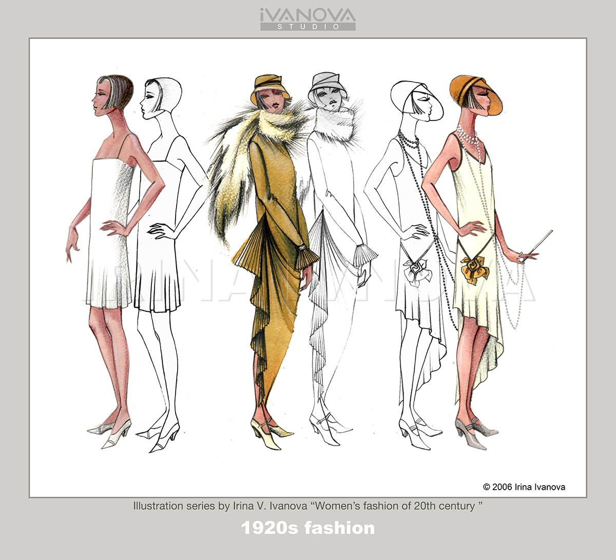 Awesome Flappers Fashion