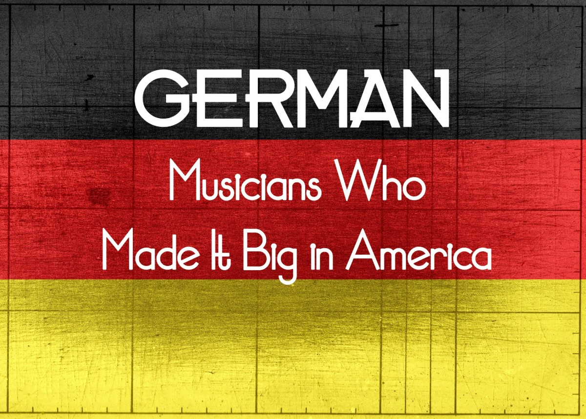Beyond classical composers, Germany has given us famous record producers, one-hit-wonders, synth-pop and electronic music pioneers, and Grammy Award winners. How many German musicians who made it big in America can you name?
