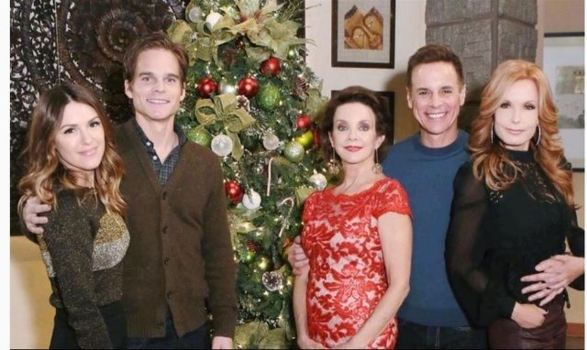 The Young and the Restless IS Judith Chapman Returning as Gloria Bardwell?