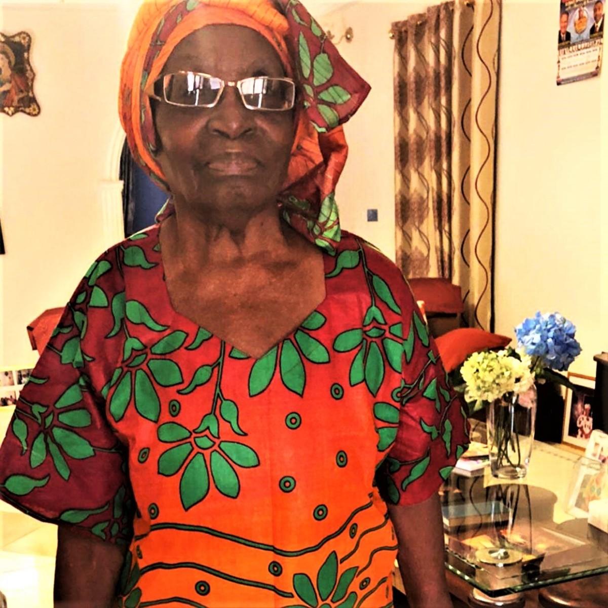 Nadia's Grandmother