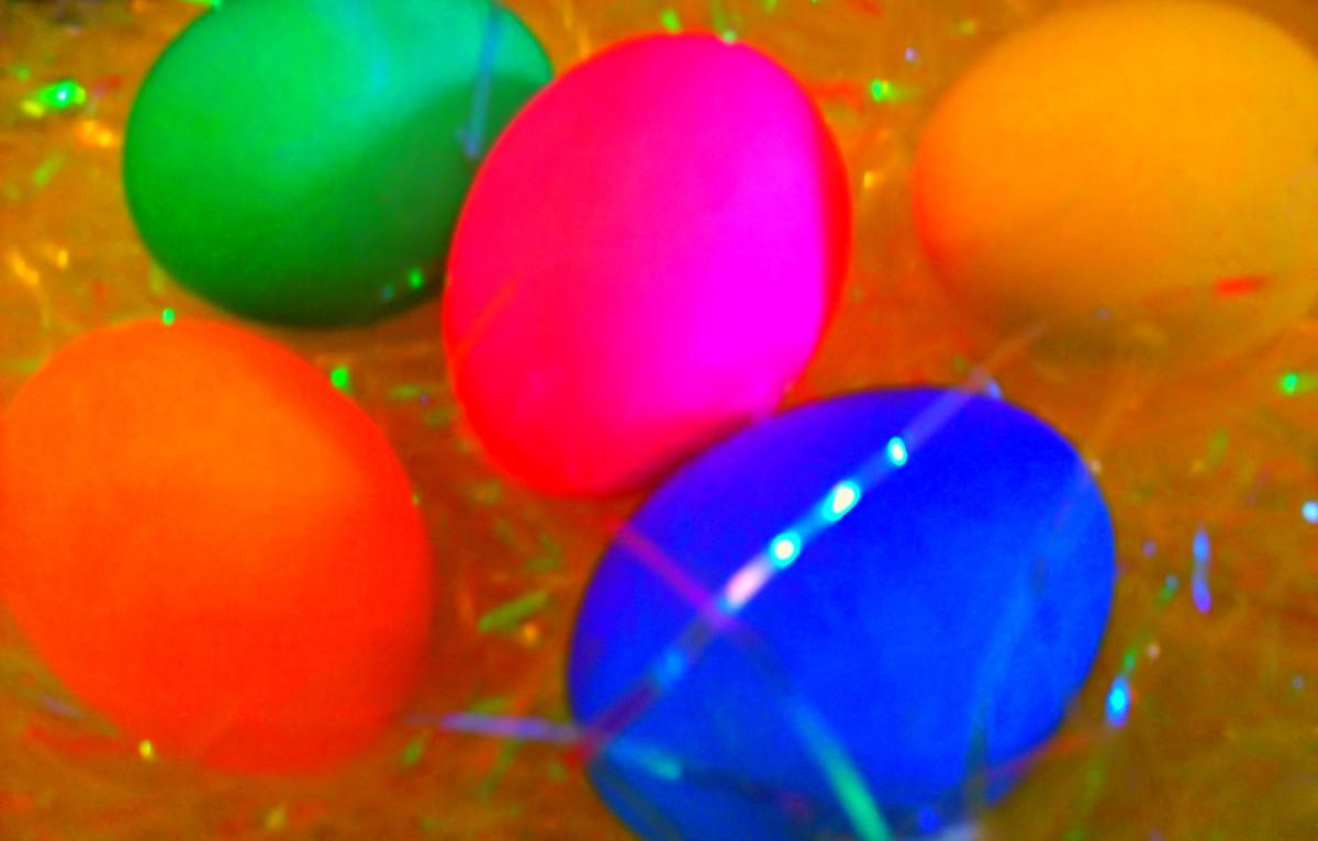 Groovy Eggs
