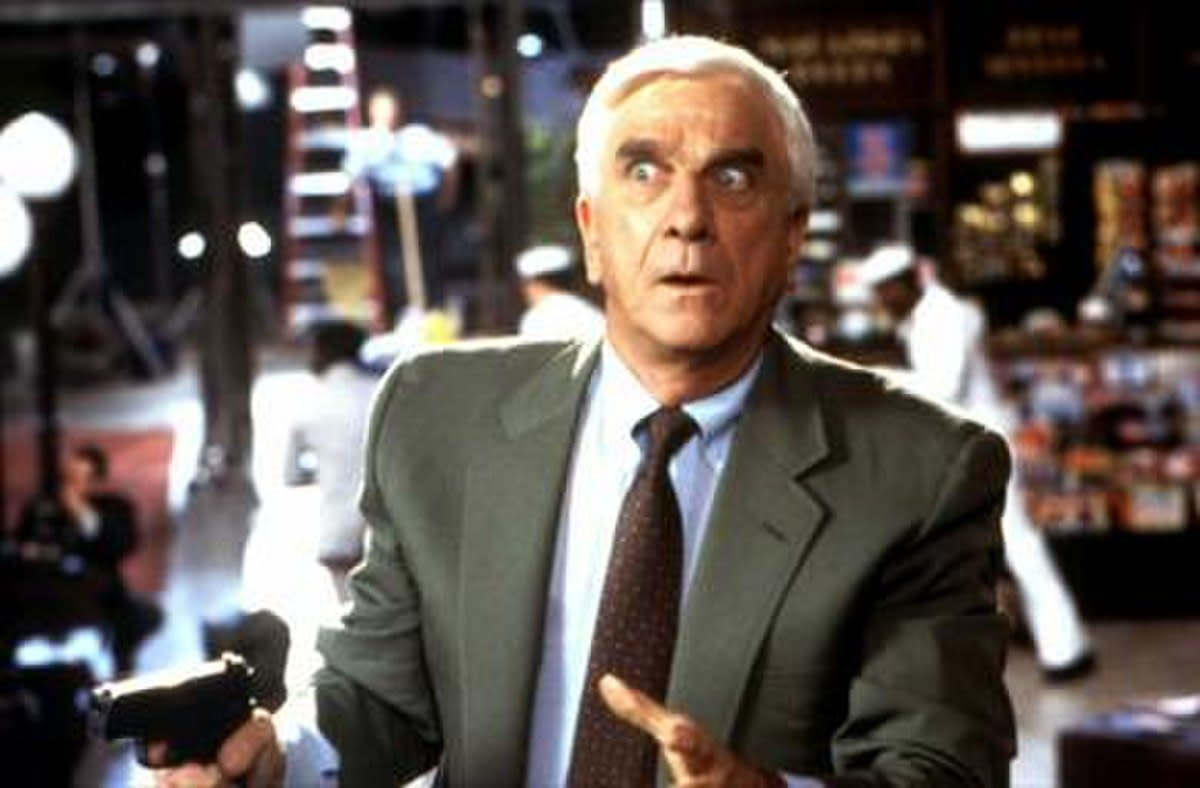 Nielsen returns once again as Frank Drebin and is always enjoyable as the bumbling cop on the case.