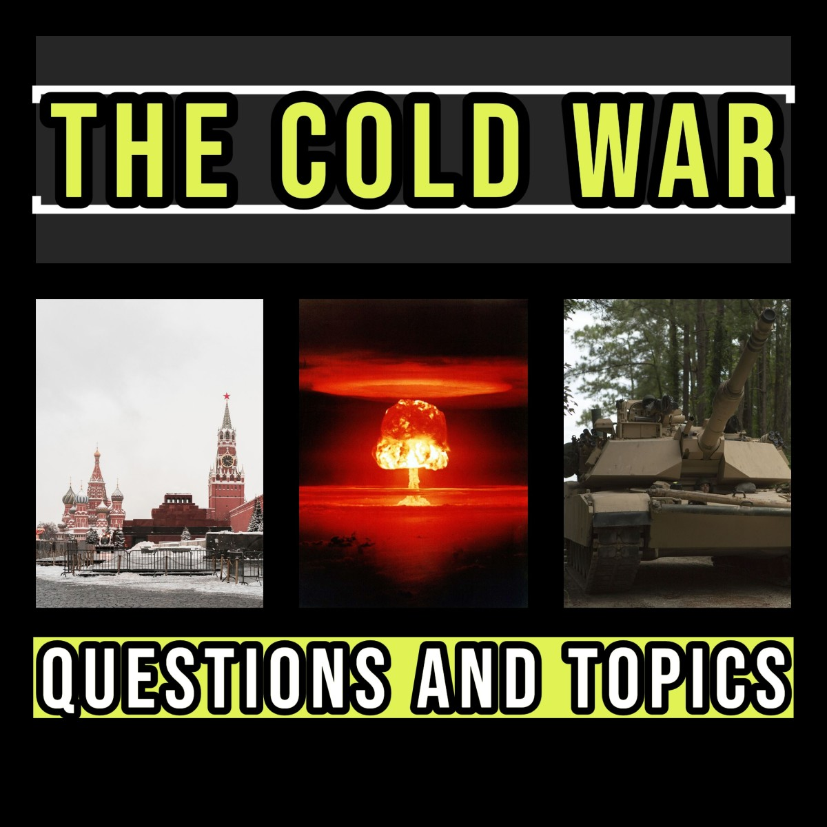 Research paper ideas for the Cold War era.