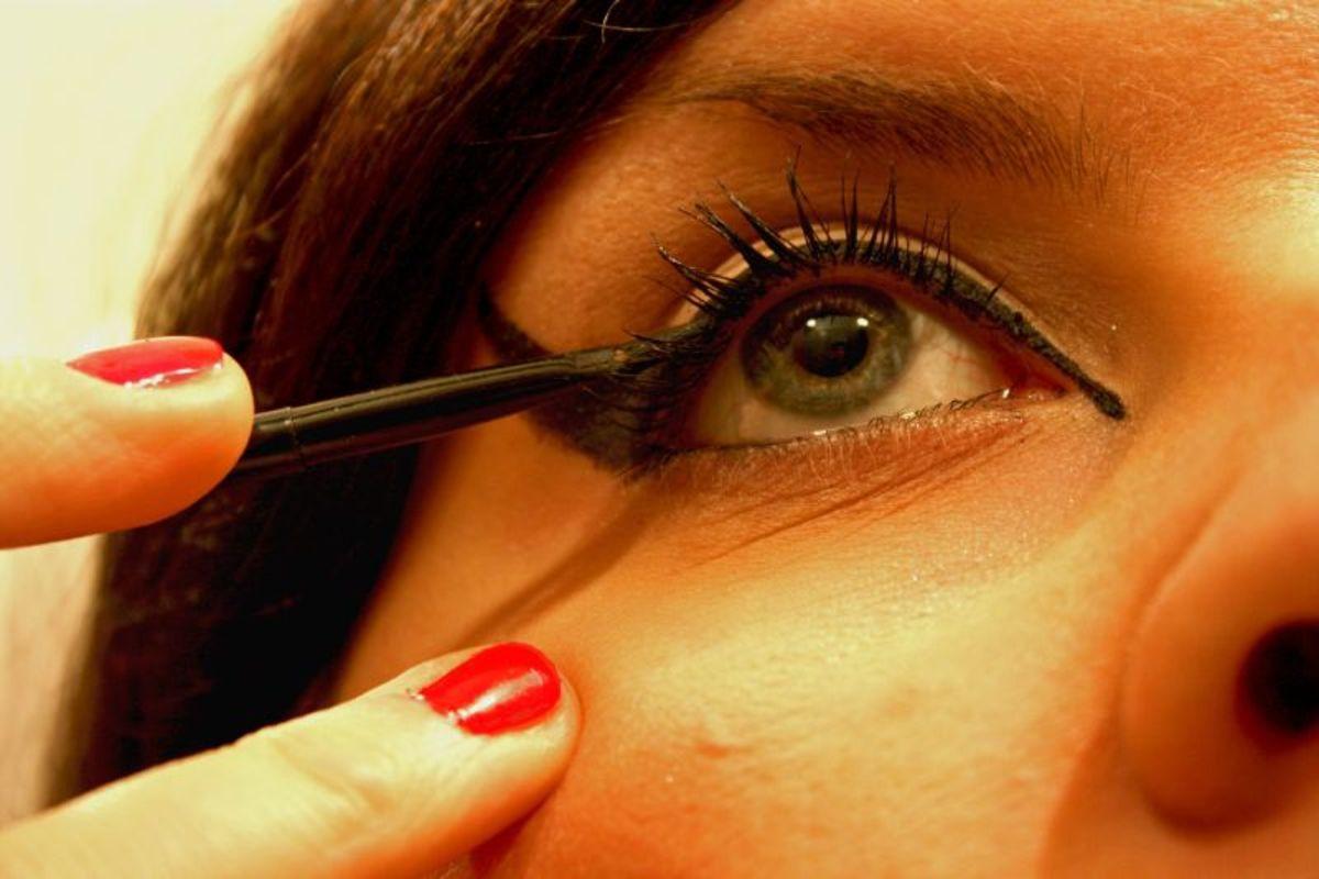 Eye Make Up for Sensitive Eyes