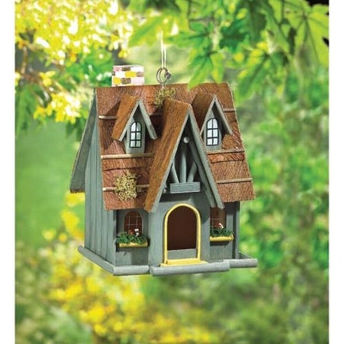 Whimsical And Decorative Birdhouses