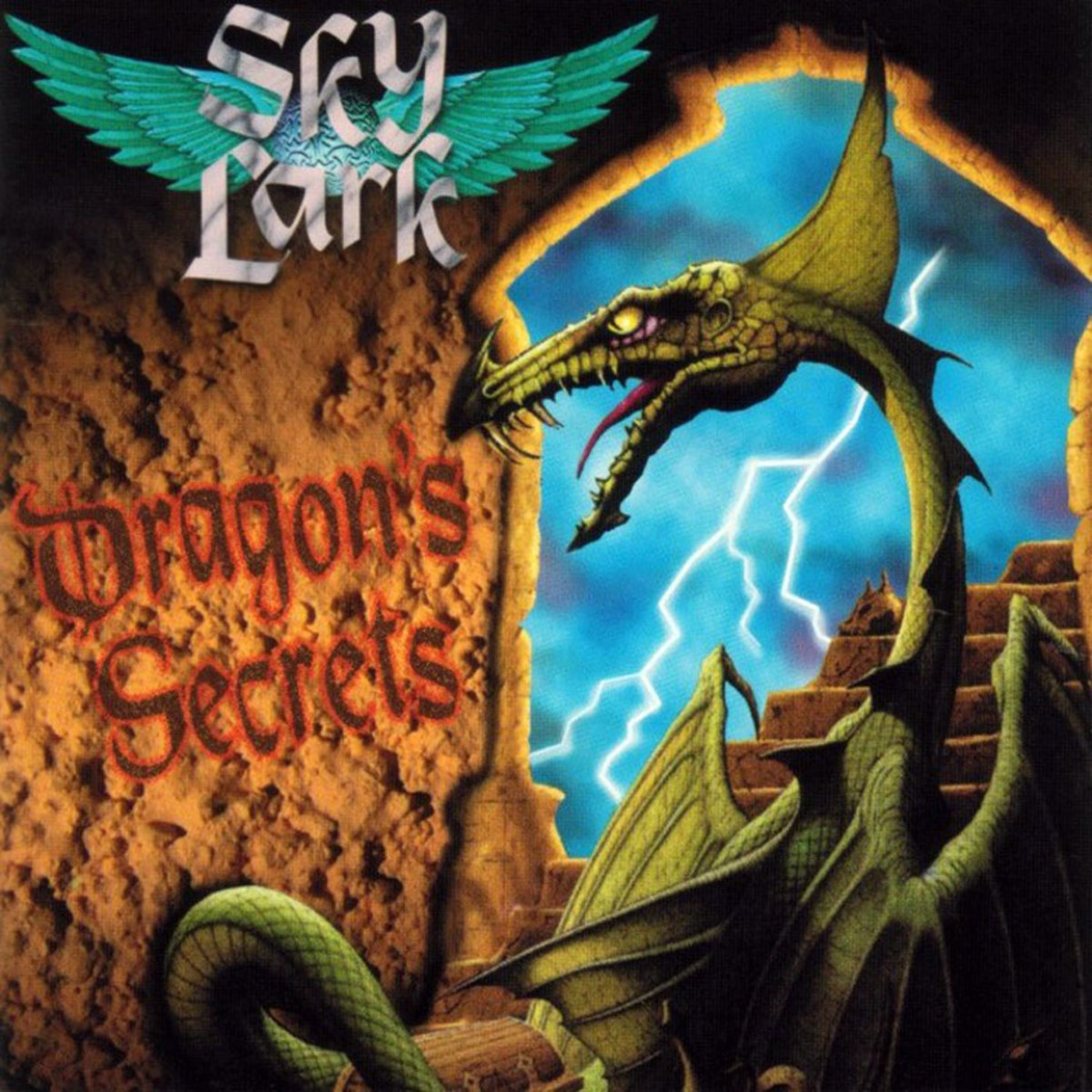 Forgotten Heavy Metal Albums: Skylark Dragon's Secrets