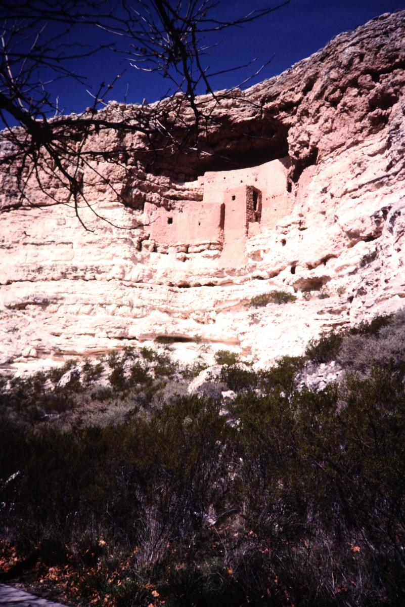 Montezuma's Castle