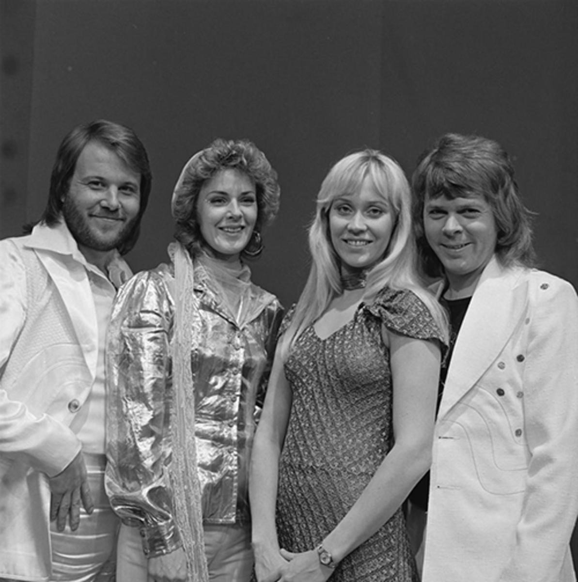 abba, not ABBA