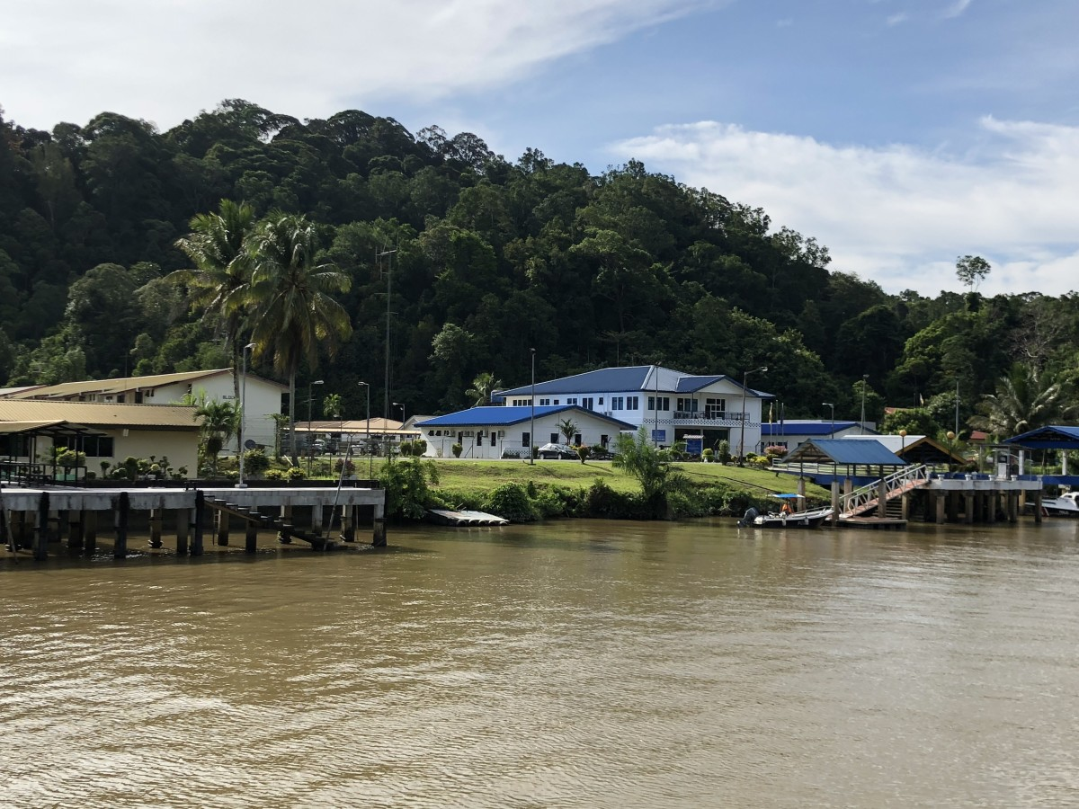 Hotel on Temburong River