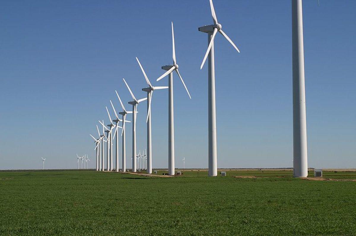 Wind Farming is increasing in Prairie and Western States In Part II.