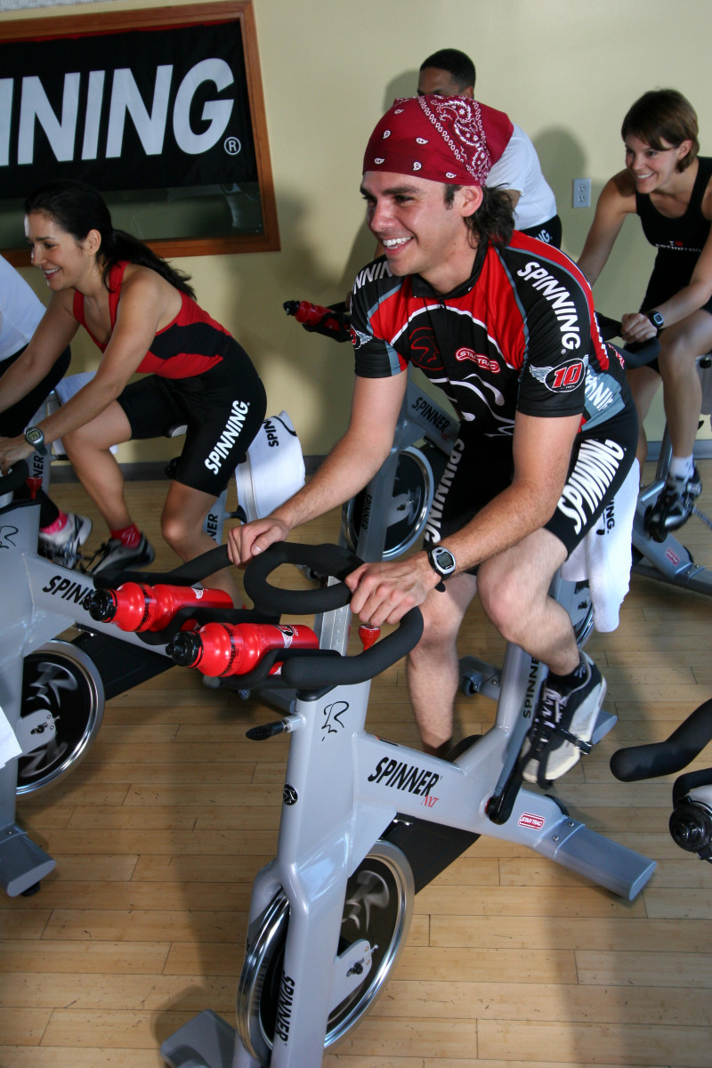 Tips for Taking Your First Spin Class