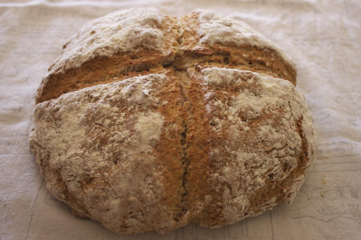 Traditional Soda Bread
