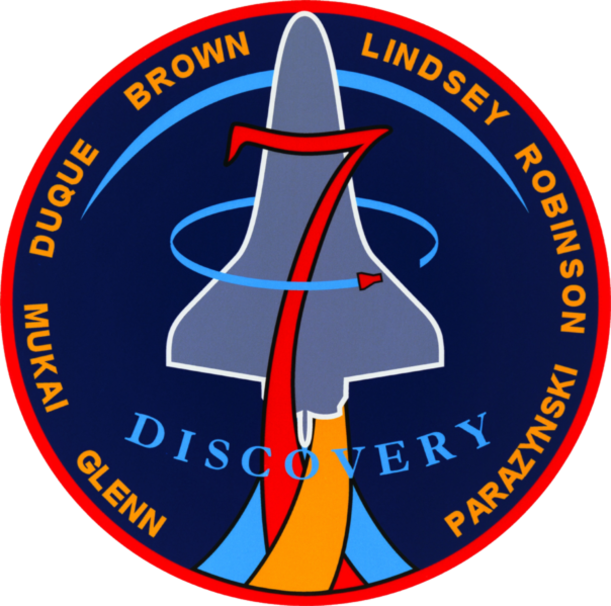 DISCOVERY 7