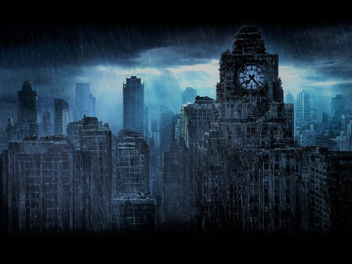 The City of Metron