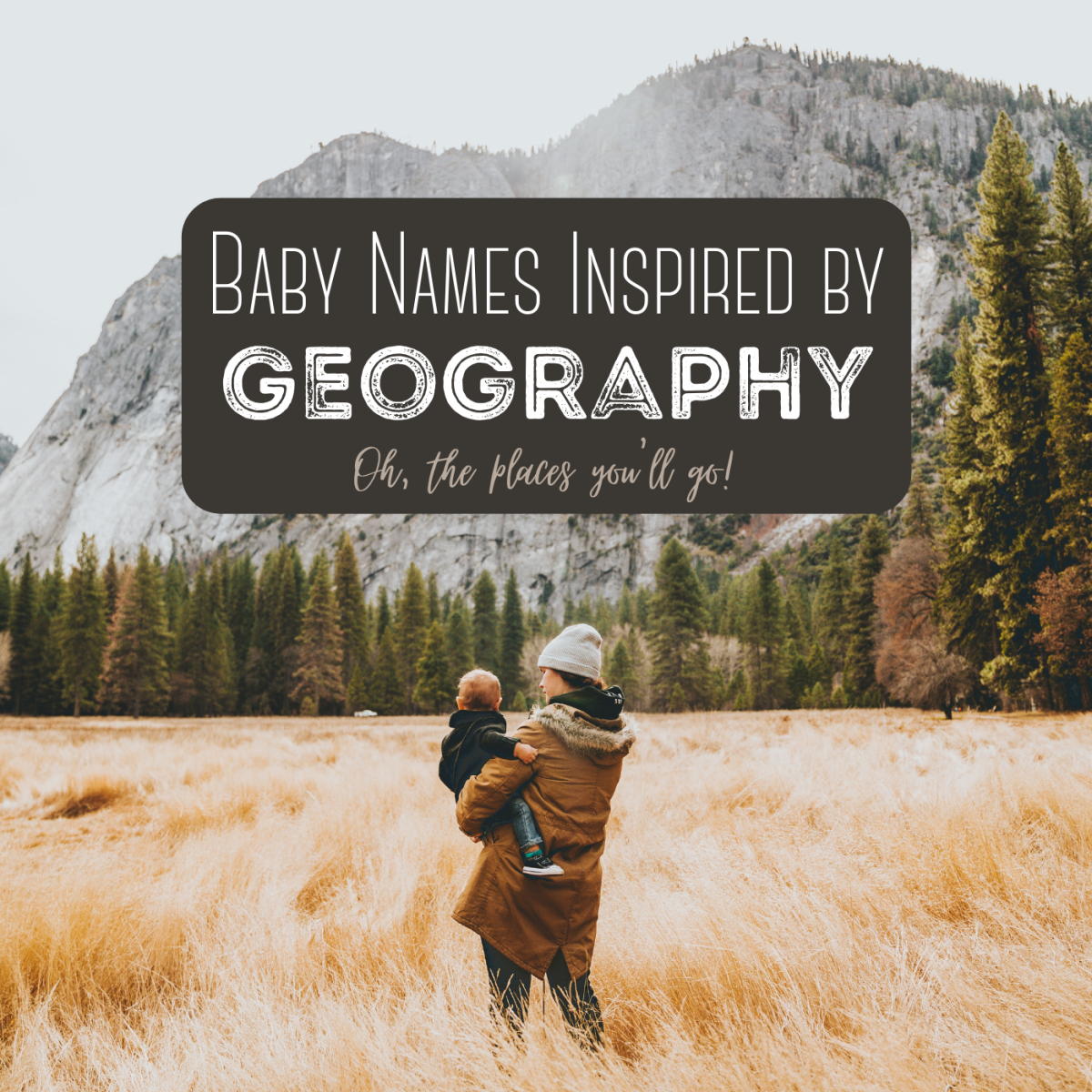 If you want to take inspiration from a city or place for your baby's name, here are more than 50 suggestions for girls', boys', and unisex names.