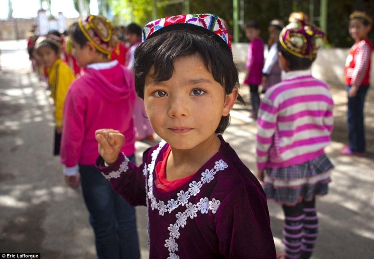 Uighur Girl