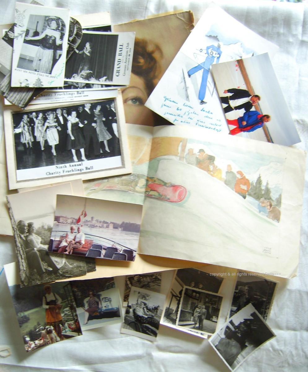 Photos of friends
