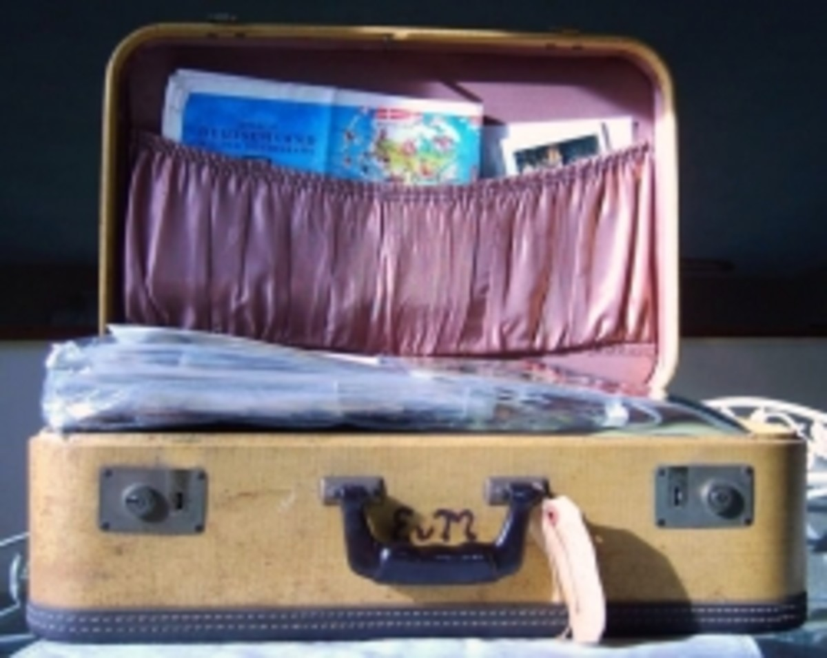 A Family Story in a Suitcase...