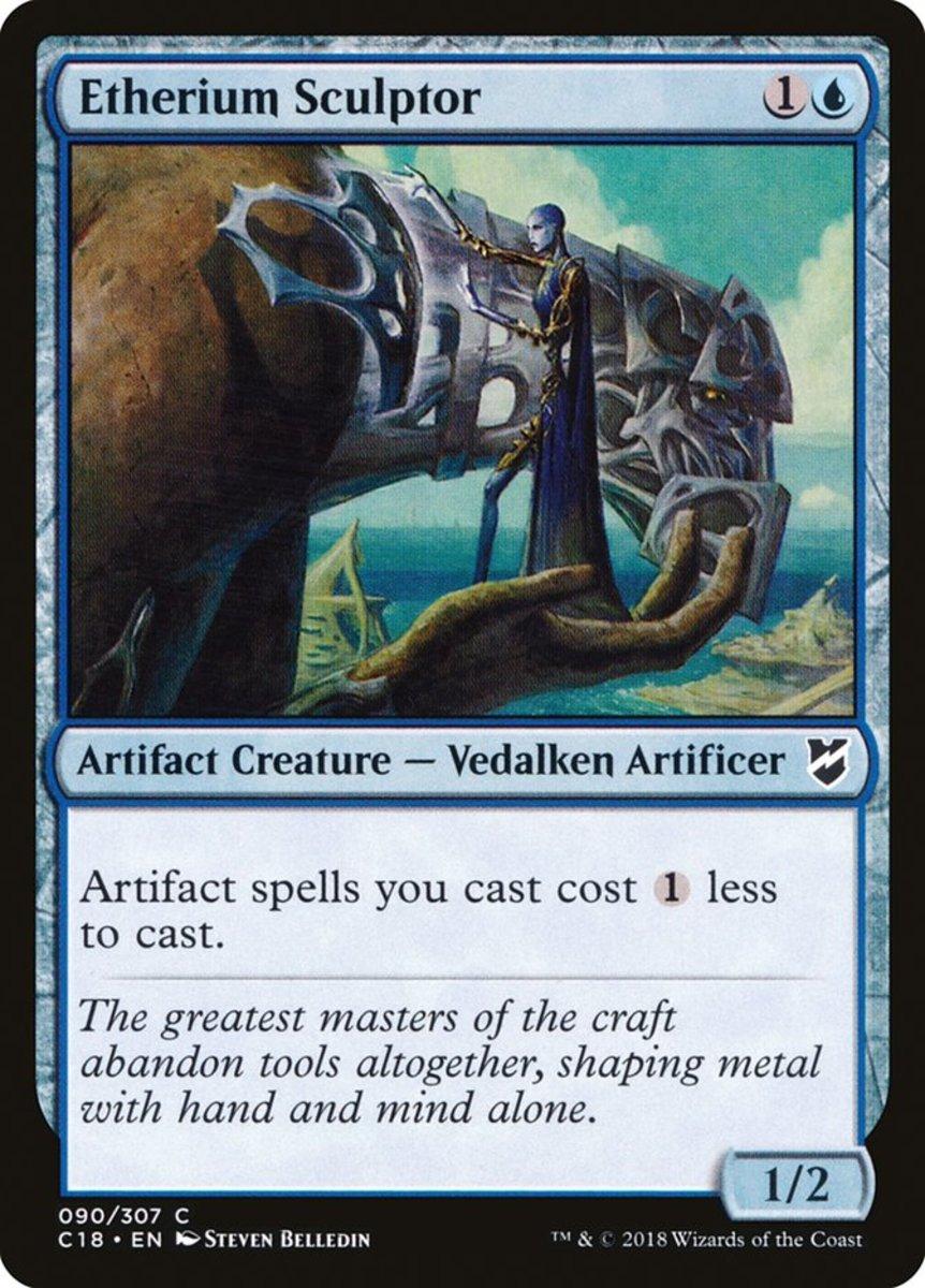 Etherium Sculptor mtg