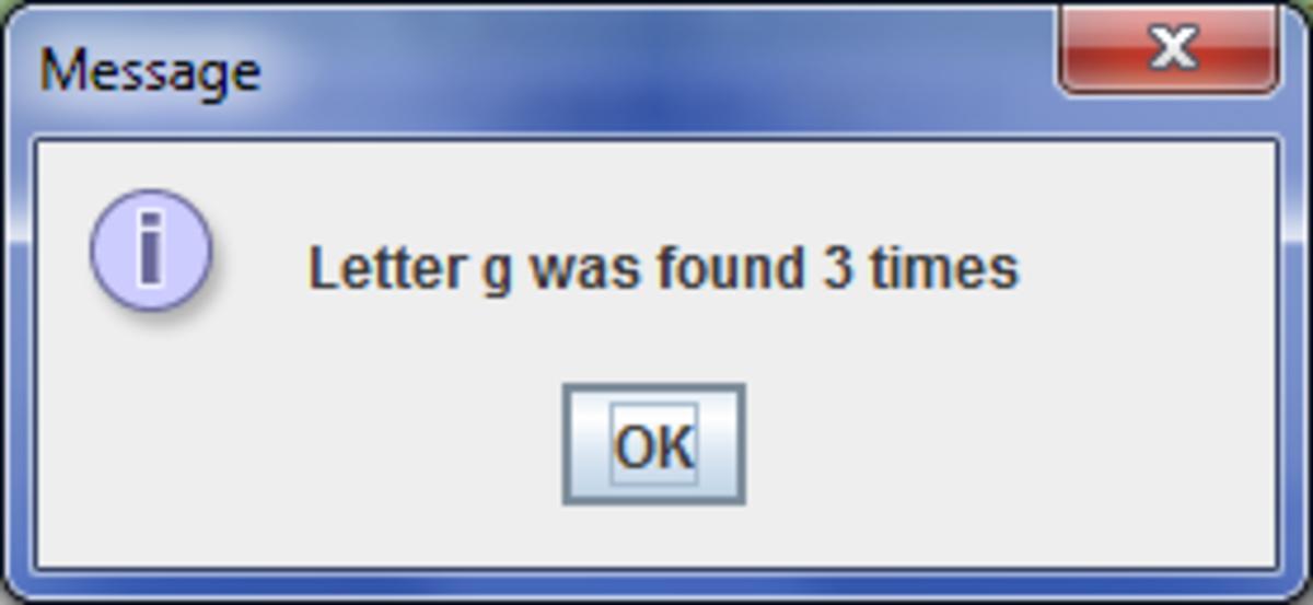 Program output correct result