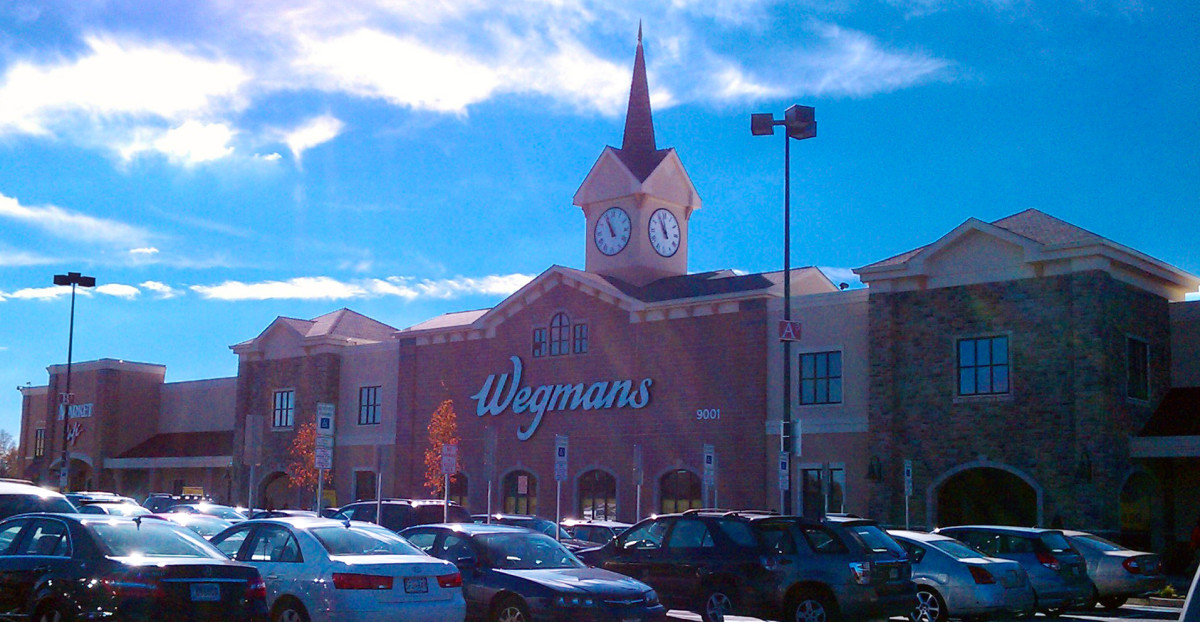 Picture of Wegman's Grocery Store