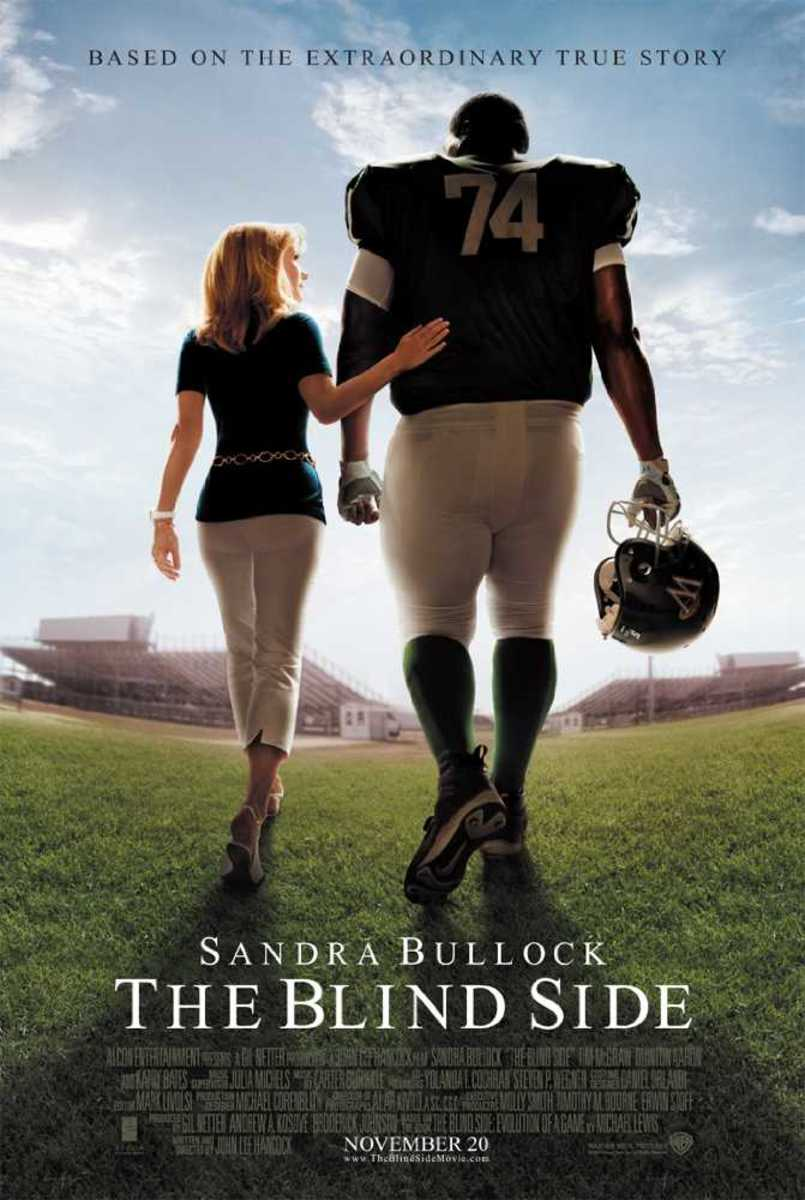 10 Movies That Will Cheer You Up And Make You Feel Good Like The Blind Side
