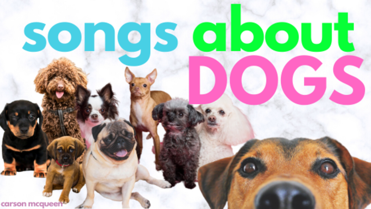 71 Songs About Dogs