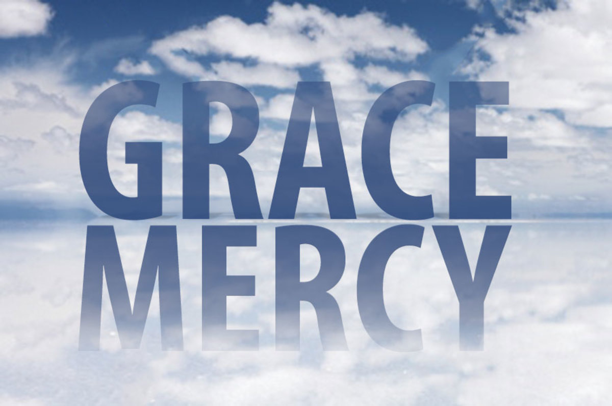 what-is-grace-and-mercy