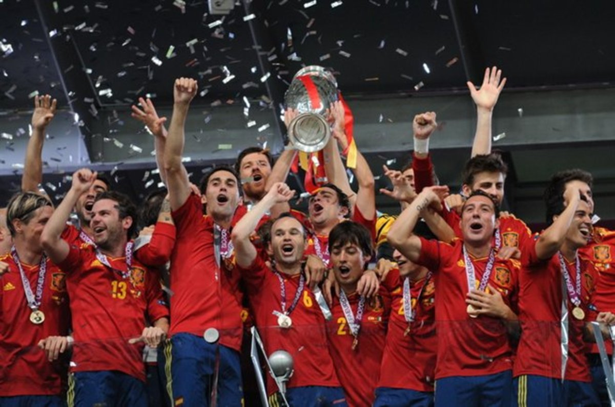 The Tactics That Won the Euro 2012 Final (Spain 4-0 Italy)