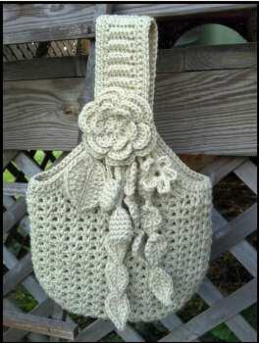 Make your own Crochet Purse