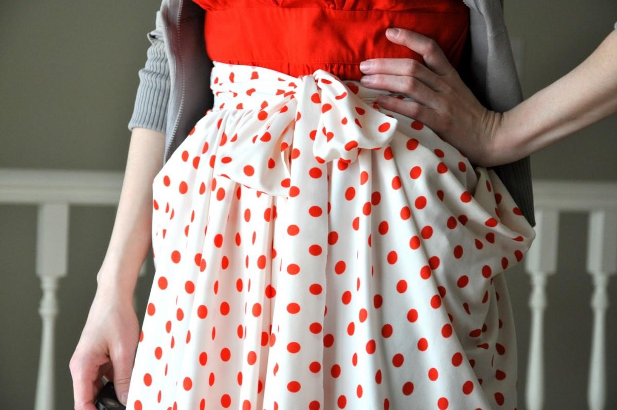 Runway Skirt Sewing Tutorial