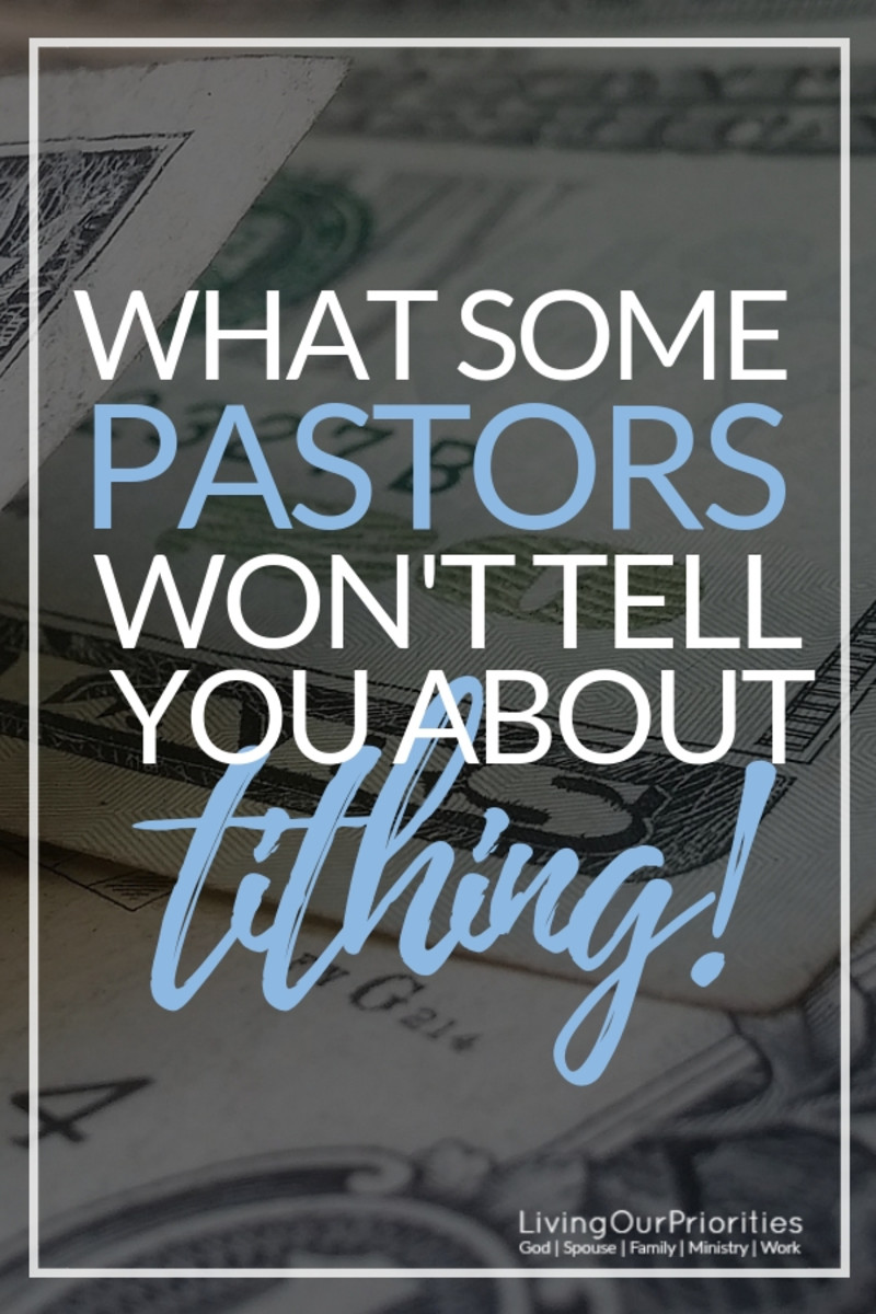 Enforcing Tithing Indicates a Lack of Faith