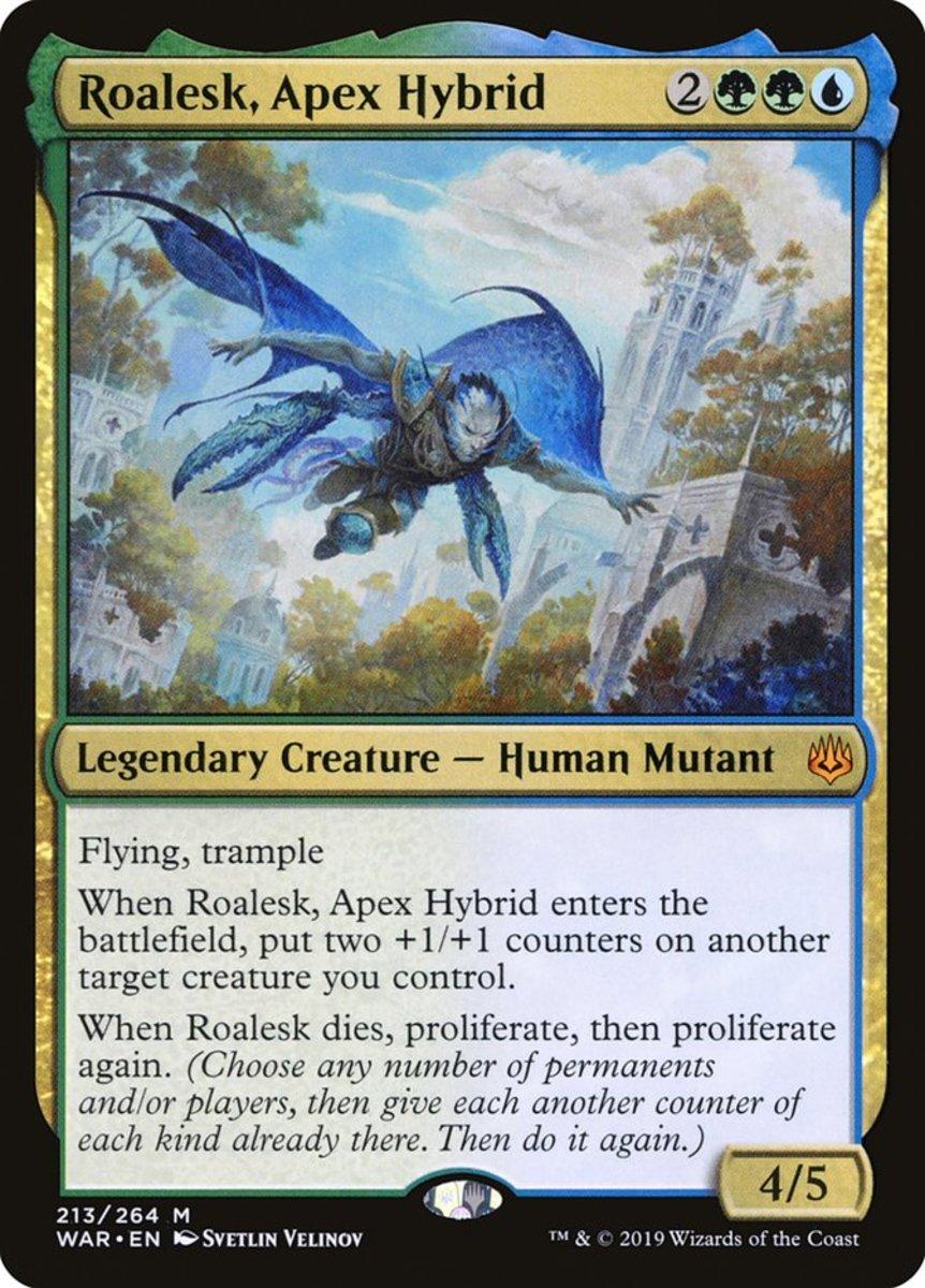 Roalesk, Apex Hybrid mtg